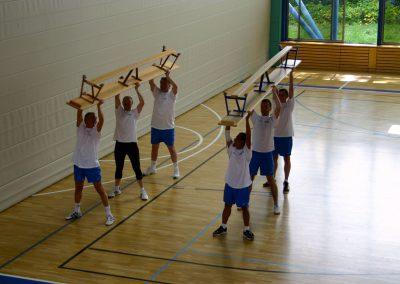 2009.08.29. Journée du sport au Rocher 022