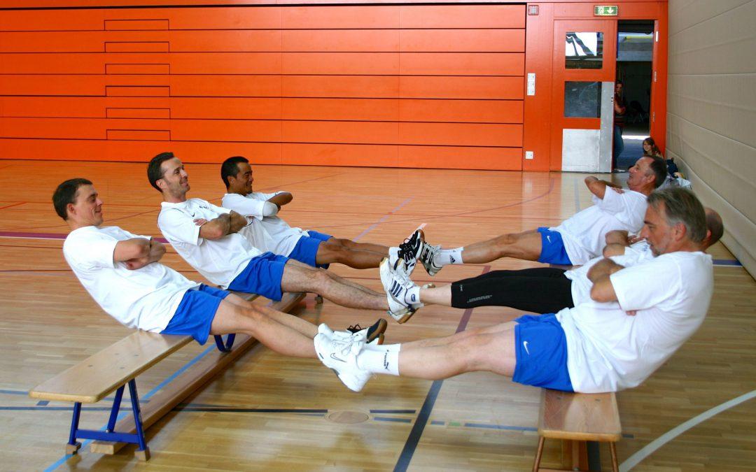 Entraînement Gym (rester Fit en faisant du Fun)