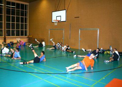 2009.11.11. Leçon de gym et volley en Marens 056