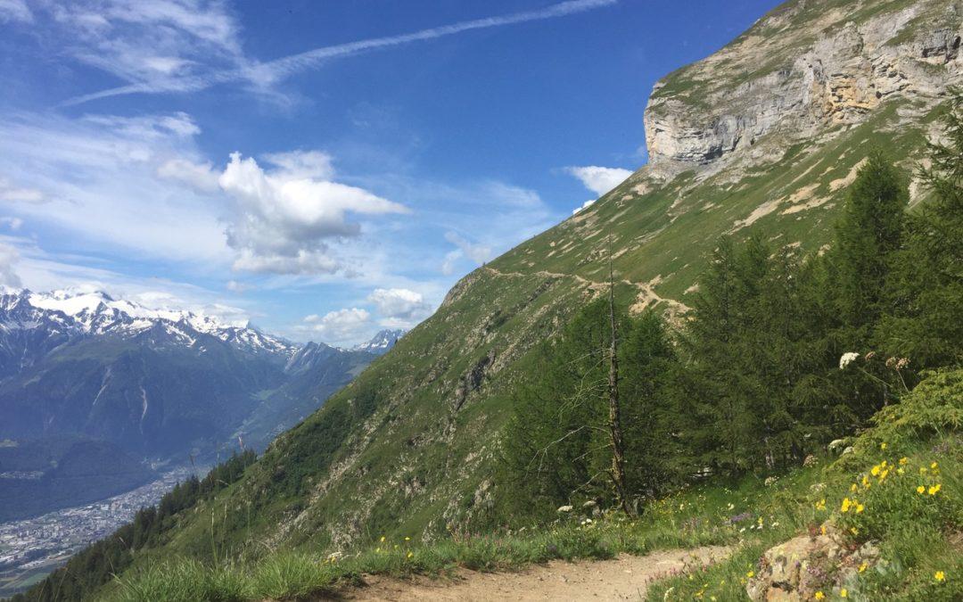 Sortie en Valais sur deux jours des Randonneurs