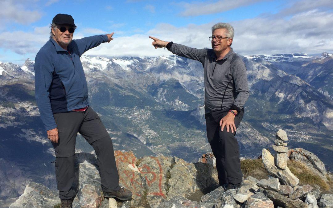 Deux nouvellles sorties : Pierre d'Avoi et le Mont-Racine