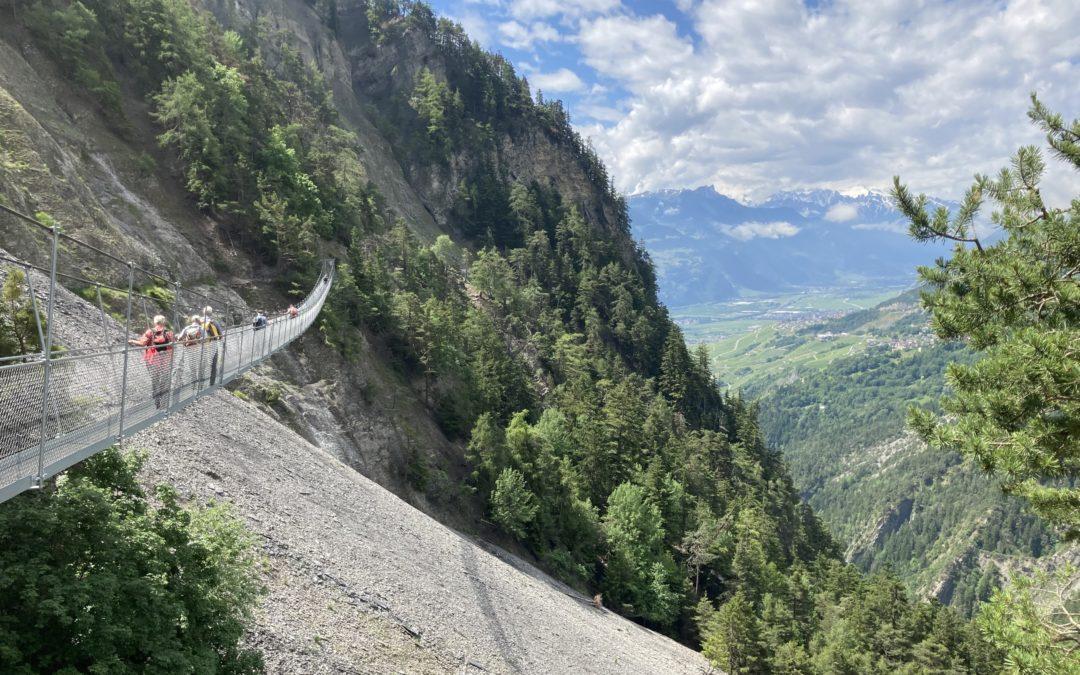 Sortie annuelle de deux jours en Valais